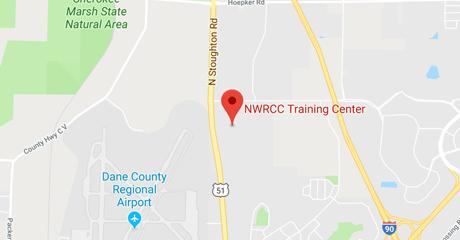 Map of Madison Training Center Location