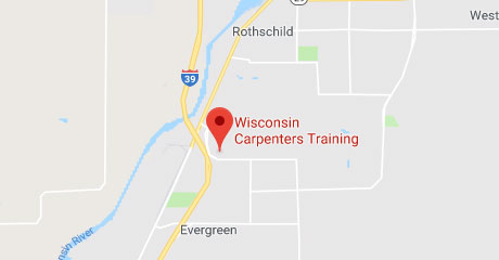 Map of Rothschild Training Center Location